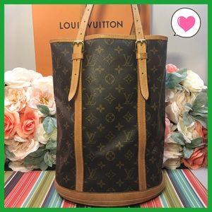 Louis Vuitton Authentic Bucket GM